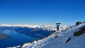 Yeni Zelanda Kayak Sezonu Kış Turizmi