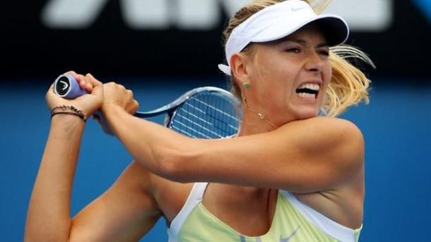 Rusya'nın en ünlüsü Sharapova