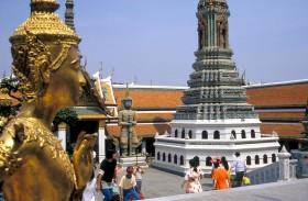 Bangkok turistlerin gözdesi