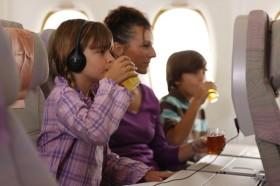 Emirates bu yaz çocukları çok eğlendiriyor