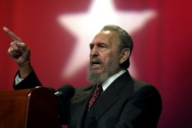 Fidel Castro'ya ödül