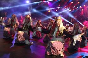 Göl Festivali'nde Balkan rüzgarı