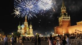 Moskova'ya rekor turist