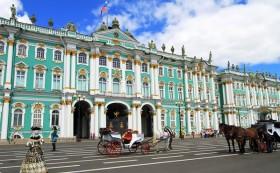 Rusya'daki Ermitaj Müzesi daha da büyüyor