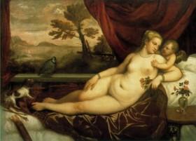 Tiziano Vecellio'nun eserleri Moskova'da