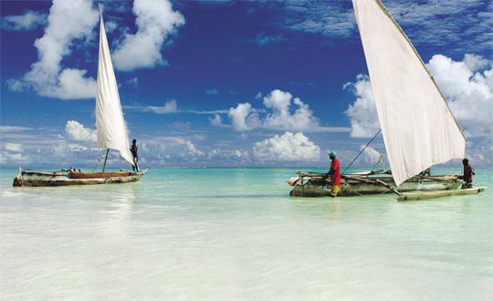 Mercury'nin adası Zanzibar