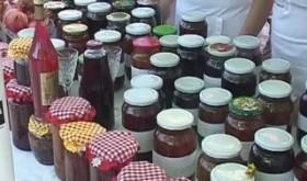 Azerbaycan'da reçel festivali