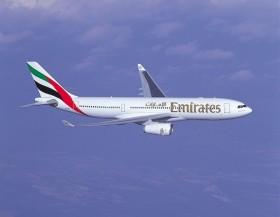 Emirates, Pakistan'a beşinci hattını başlatıyor