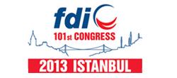 FDI 2013 İstanbul,bu yıl Avrupa'da yapılan en büyük kongre