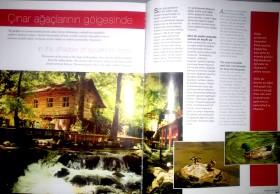 Ulupınar Tropik Antalya Dergisi'nde
