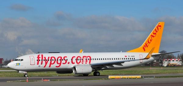 Pegasus Hava Yolları büyümeye devam ediyor