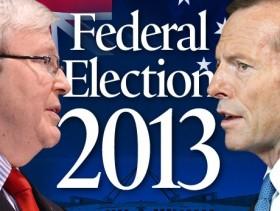 Avustralya Federal Secimi Adaylari Kevin Rudd ve Tony Abbott
