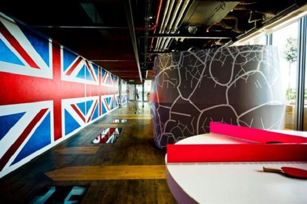 London-Google-Office