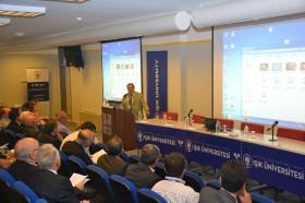 7 Ülkeden 10 Üniversite Işık Üniversitesi'ndeki ICTPE 2013 konferansında buluştu