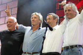 Pink Floyd hayranları için muhteşem şov