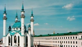 Uluslararası Müslüman Film Festivali Kazan'da başladı
