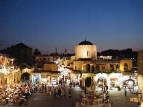 Yunan Adalarına akın!