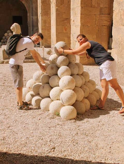 Rodos Arkeoloji Müzesi Gezisi