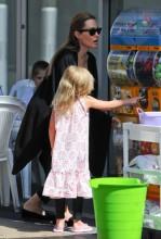 Angelina Jolie Kızıyla