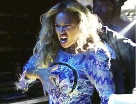 Beyonce Haka Dansi Yapti