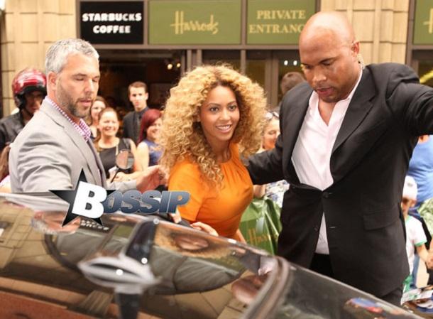 Beyonce-Harrods-Mağazası-Londra