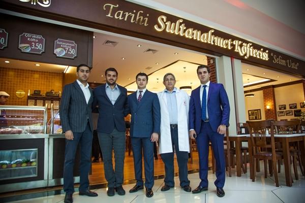 Azerbaycan'da Türk lezzetlerine büyük ilgi