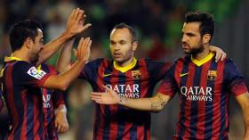 Barcelona Real Betis maçı özeti