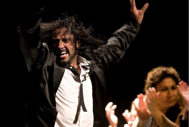 İspanyol dansci Rafael Amargo İstanbul Gösterisi