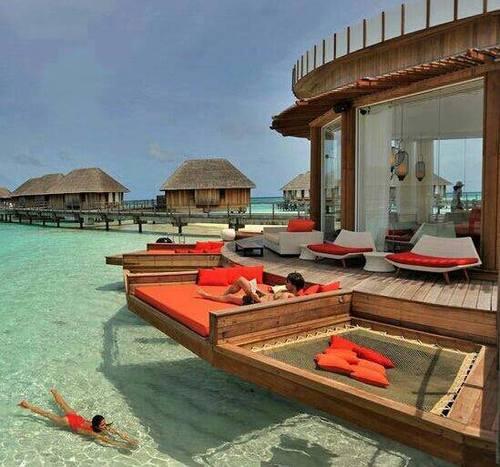 Maldiv Turları Otelleri