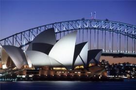 Sidney Avustralya'nın gözbebeği