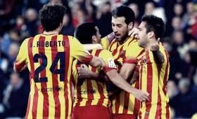 Getafe Barcelona maçı