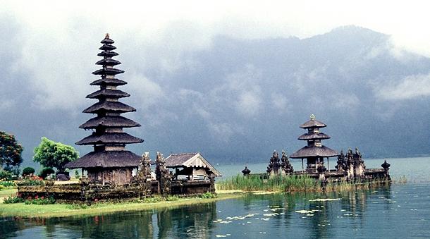 Bali adası balayı
