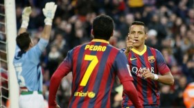 Barcelona elche maçı