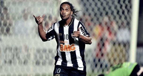 Ronaldinho Beşiktaş'ta