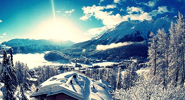 St. Moritz Kayak turu