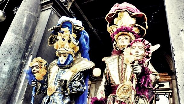 Venedik Karnavalı 2014
