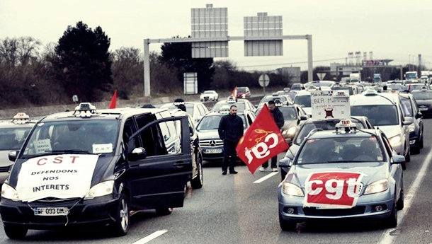 Fransa Taksi