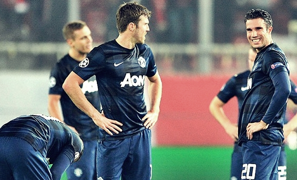 Olympiakos Manchester United
