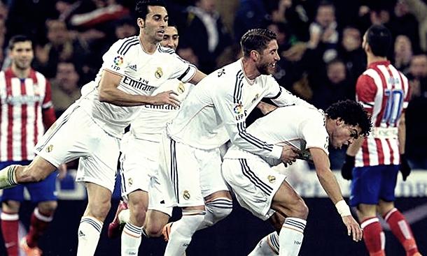 Real Madrid At