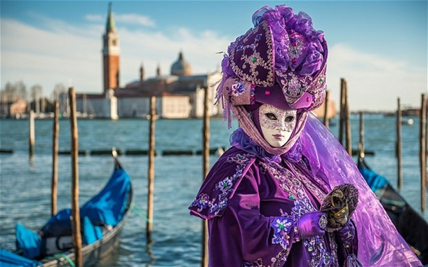 venedik-karnavali-maske