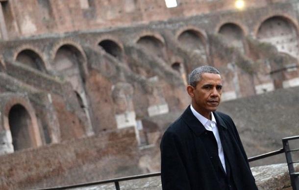 Obama Roma Turu