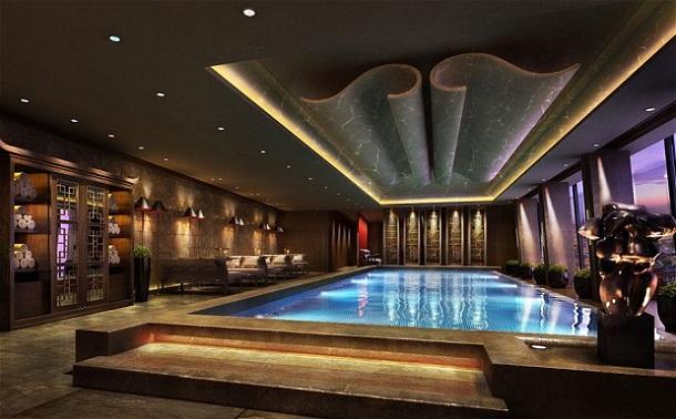 Londra Shangri-La Oteli daha önce sadece Asya ve ABD'de bulunan lüks otel standardını sunuyor