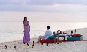 Tropik adalar aşka davet ediyor