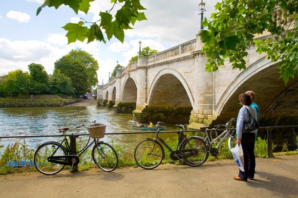 Londons grüne Lunge- Richmond upon Thames bietet ländliche Idylle