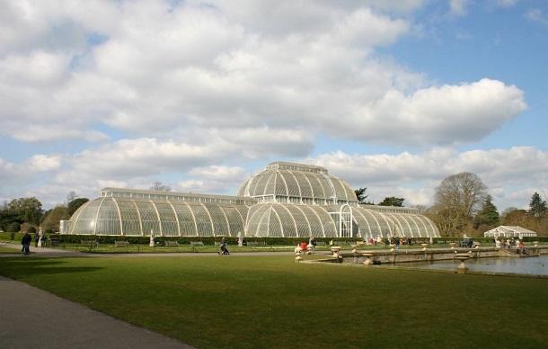 Kew Garden Kraliyet Botanik bahçeleri