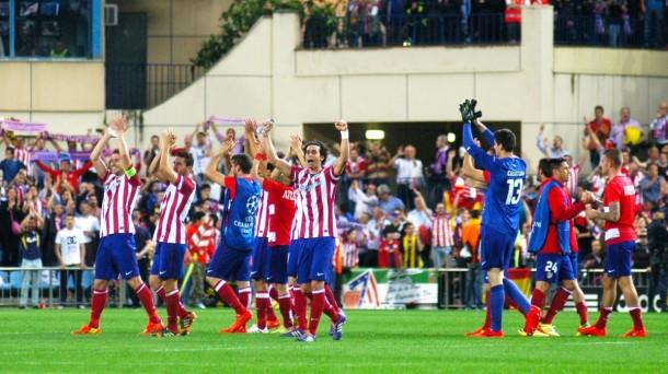 Atletico Madrid Barcelona maçı
