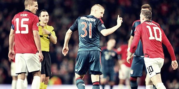 Manchester United Bayern Münih