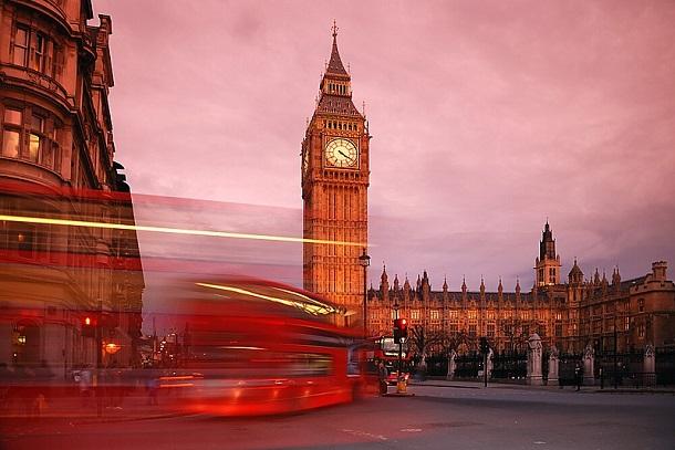 Britanya-Londra-Turları