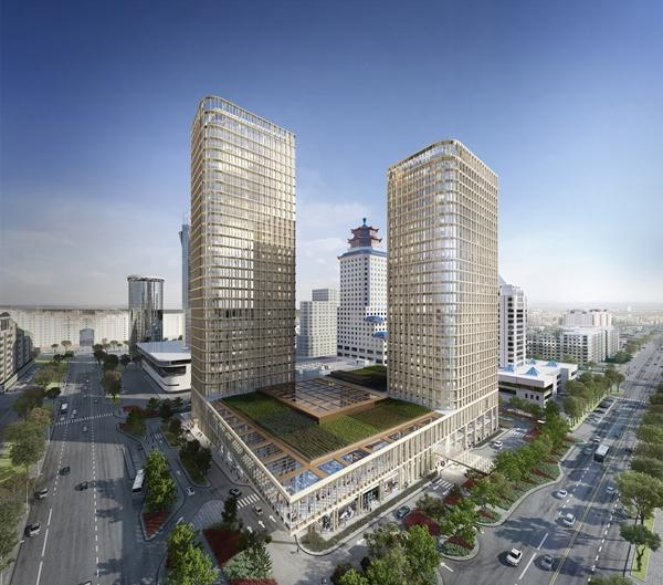 The Ritz-Carlton Hotel genişleme planlarını hayata geçiriyor