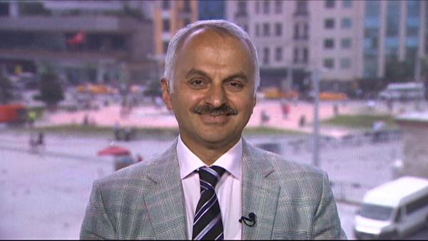 Temel Kotil CNN International'a konuk oldu